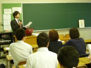 福岡西支部(20160609青少年法律講座)写真1